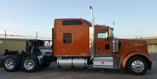 2007 Kenworth W900l photo