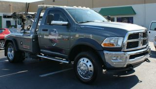 2012 Dodge Ram 4500 photo