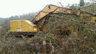 Offers Welcome Drott 40 Cruz - Air Wheeled Excavator Must Sell photo