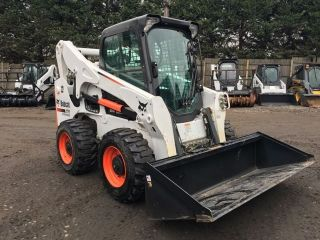 2014 Bobcat A770 Skid Steer photo