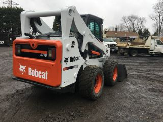 2011 Bobcat S770 Skid Steer photo