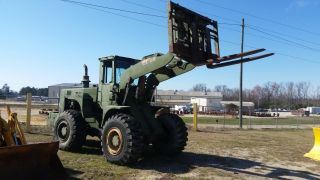 Hough International M10a Loader W/ Forks - - Finance Available. . . photo