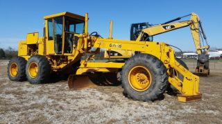 John Deere 670b Motor Grader - Finance Available. . . photo