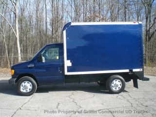 2007 Ford E350 Cube Srw Just 24k Mi One Owner And Hard To Find photo