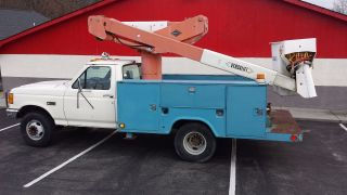 1991 Ford F - 350 7.  3 Diesel photo