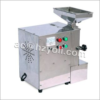 Commercial Almond Milling Machine Oily Feed Grinder For Walnuts/peanuts/sesame photo