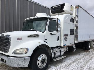 2007 Freightliner photo