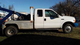 2000 Ford F350 photo