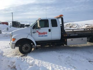2007 Ford F - 650 Proloader photo