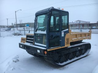 2011 Morooka Mst800vd,  375 Hrs,  Heated Cab photo