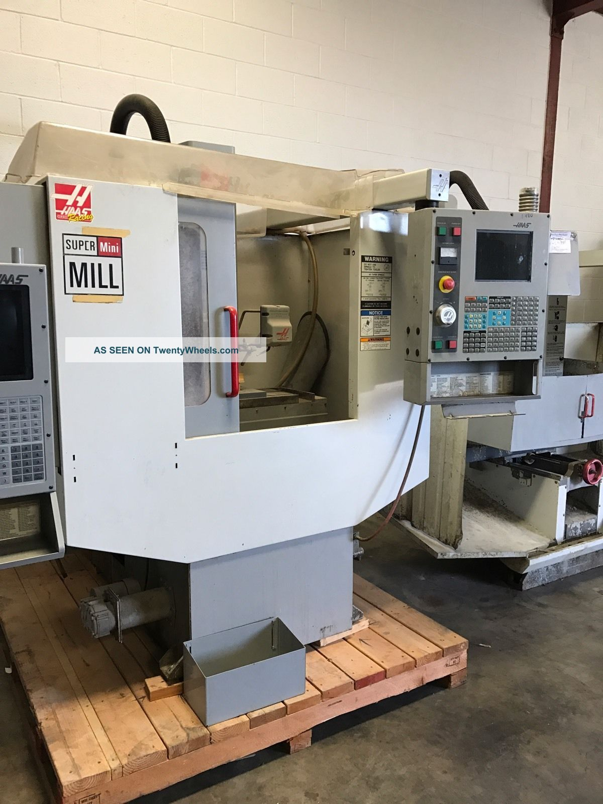 Haas Mini Mill Milling Machines photo
