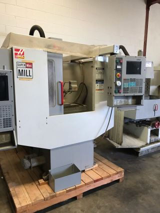 Haas Mini Mill photo