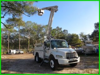 2004 Freightliner M2 Altec Ta45m Bucket Truck photo