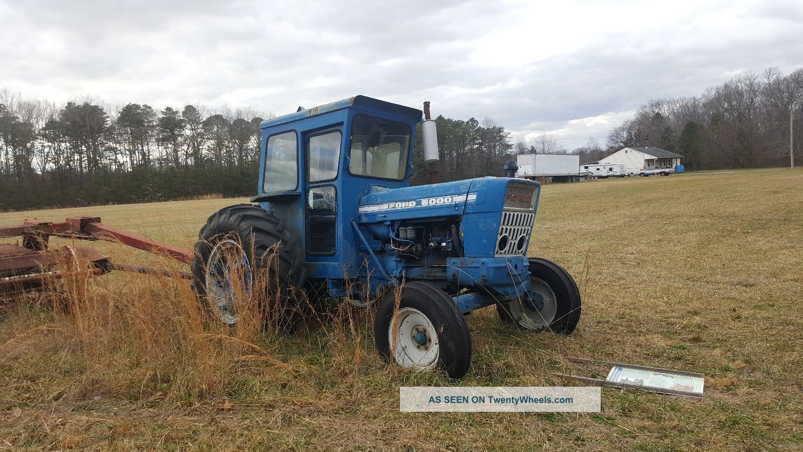 Ford 5000 Tractor Specs : Farm tractor ford