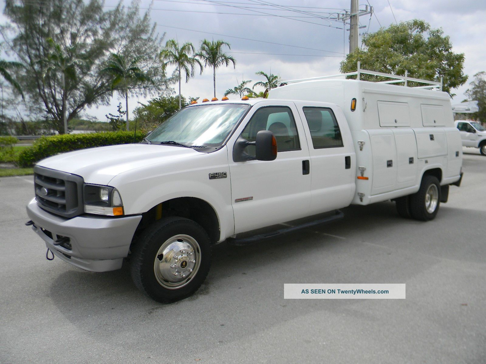 2004 Ford F450 Utility & Service Trucks photo