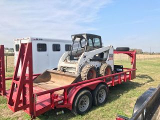 Bobcat Skid Steer S150 photo