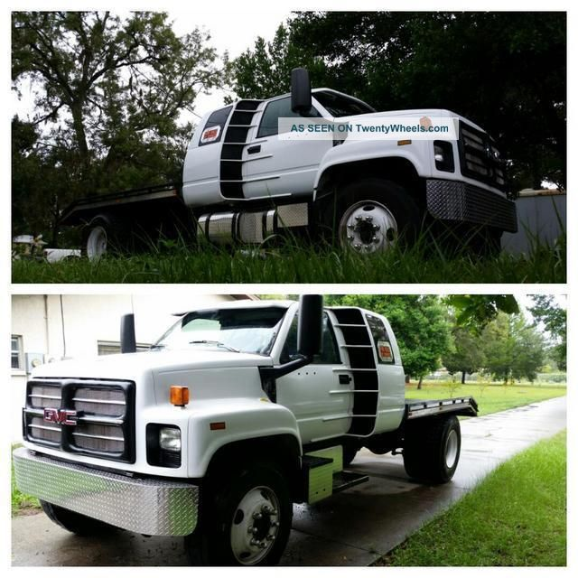 1993 Gmc Top Kick Bucket/Boom Trucks photo