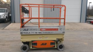 2005 Jlg 1930es Scissor Lift Manlift Boomlift Aerial Lift Platform Lift Jlg photo