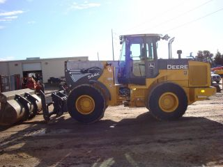 2013 John Deere 544k Wheel Loader photo