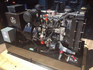 Lombardini 2204t 25kw Diesel Generator Set Generators photo