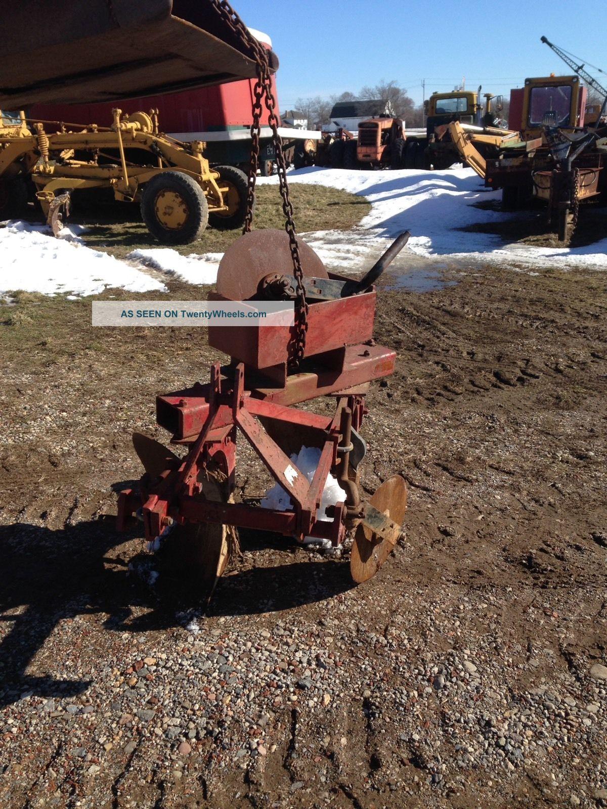 Stingers Home Built Snow Plow
