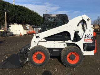 2008 Bobcat A300 Skid Steer photo