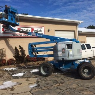 Genie Z45/25 Ic Rt 2006 Articulating Boom Lift photo