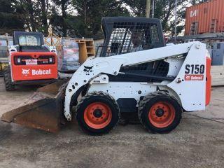 2010 Bobcat S150 / S - 150 Deluxe Cab Skid Steer photo