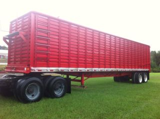 40 Foot Chip Trailer photo