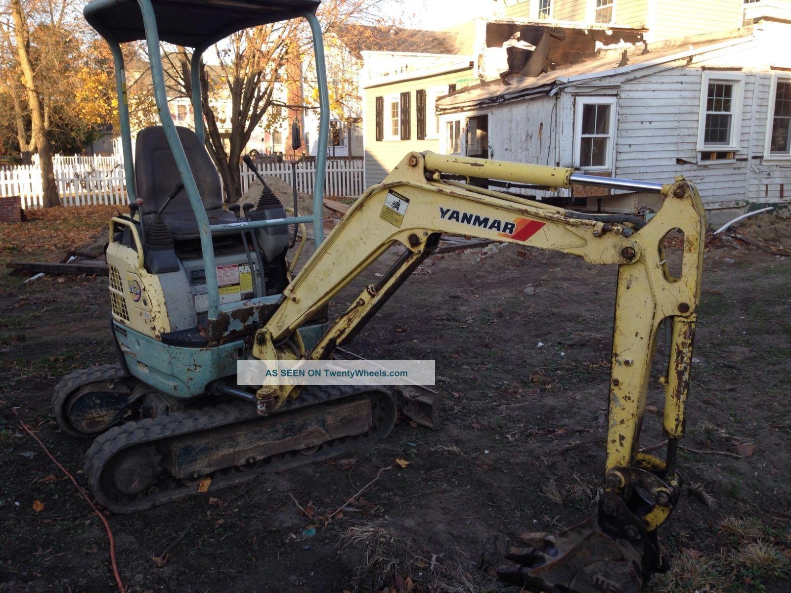 Mini Excavator Excavators photo