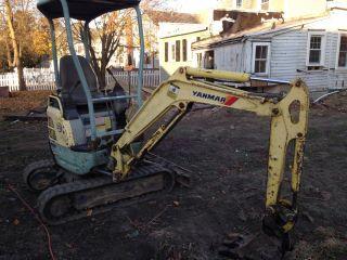Mini Excavator photo