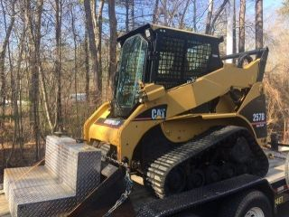2007 Cat 257b Track Loader photo