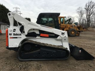 2013 Bobcat T870 Skid Steer photo