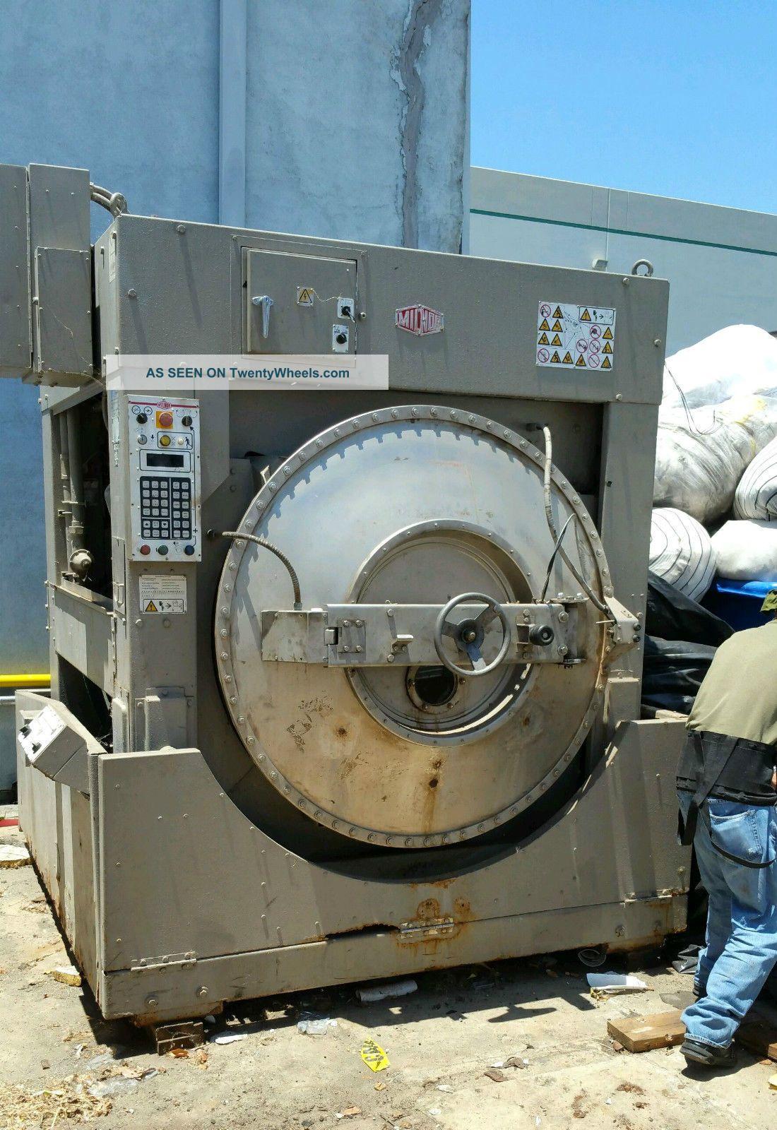 Milnor Washer Extractor ~ Milnor washer extractor lb