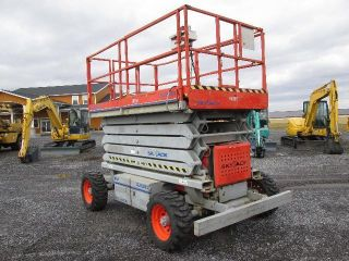 Skyjack Sj8243 4x4 Scissor Lift photo