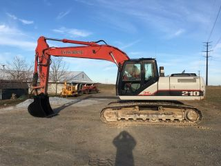 2011 Linkbelt 210x2,  1900 Hrs,  Video Financing Available photo