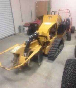 2014 Vermeer Sc30 - Tx Stump Grinder photo