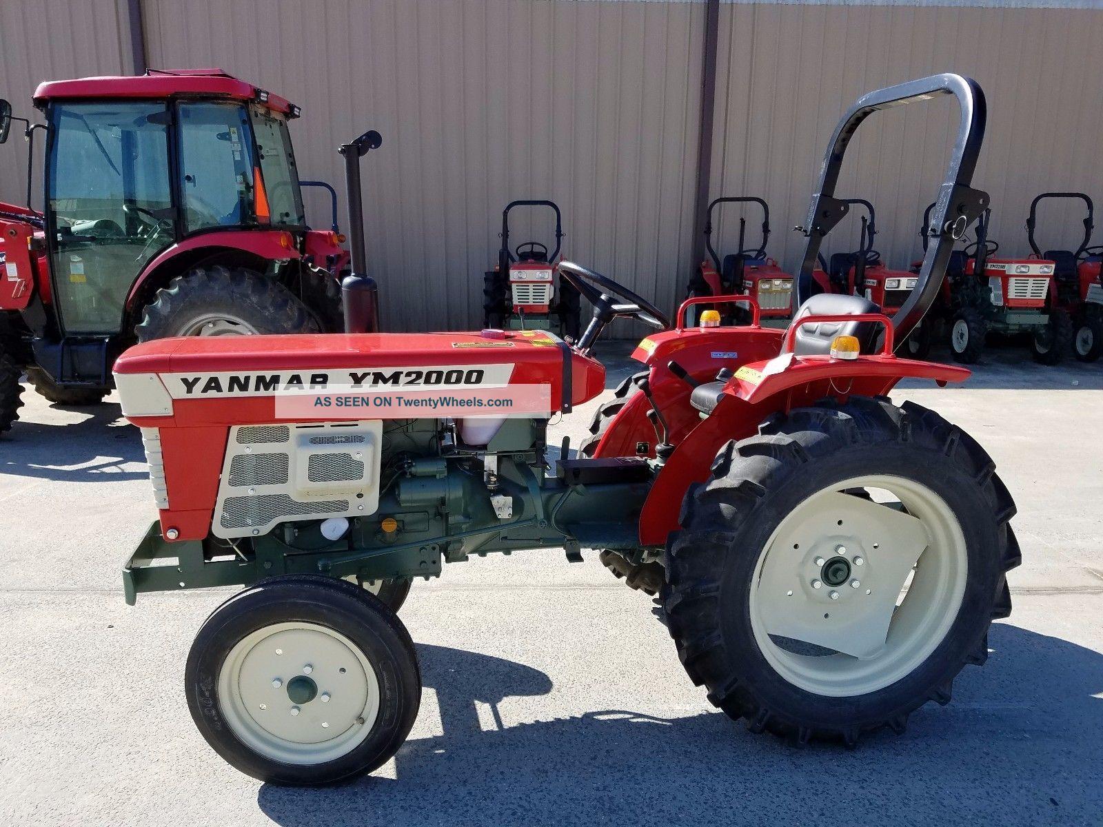 Yanmar Tractor 2 Wheel : Yanmar wd