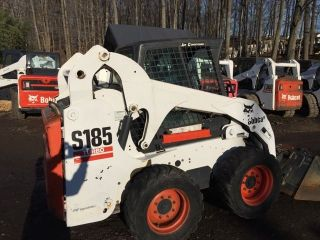 2006 Bobcat S185 Skid Steer photo