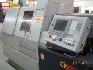 Citizen M20 Cnc Swiss Screw Machine photo