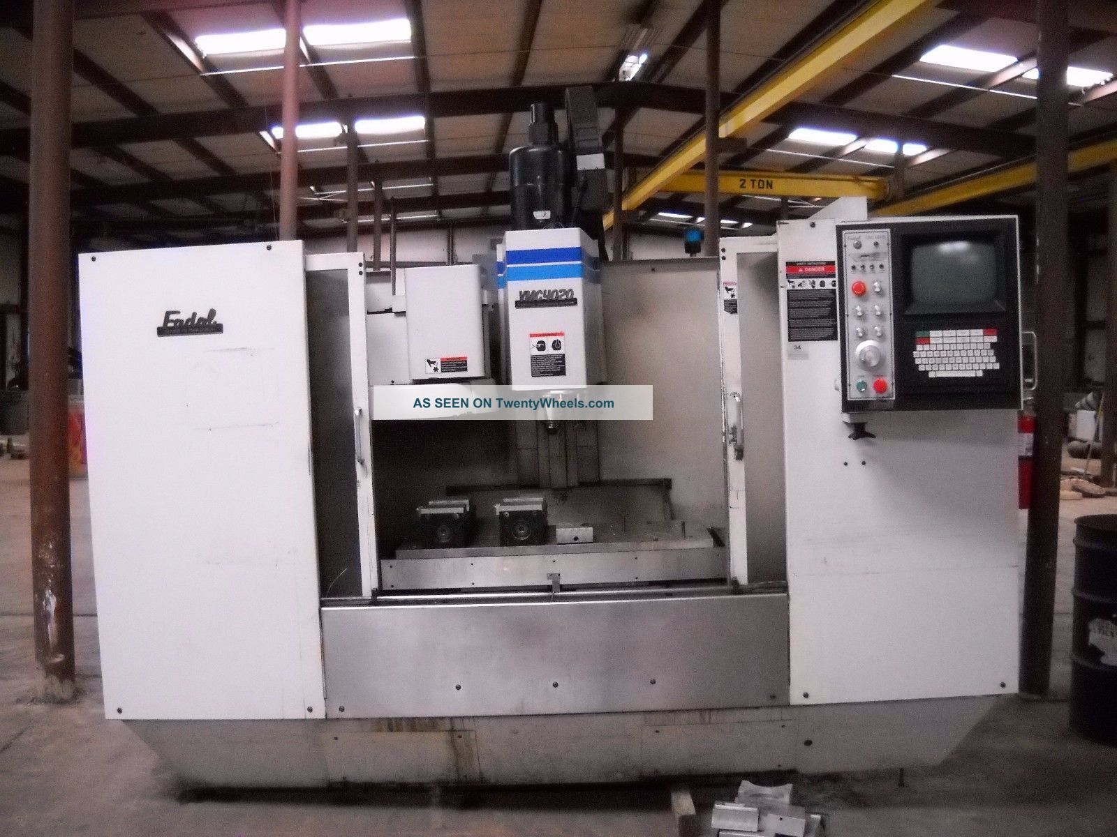 Fadal Vcm - 4020 - Machining Center Milling Machines photo