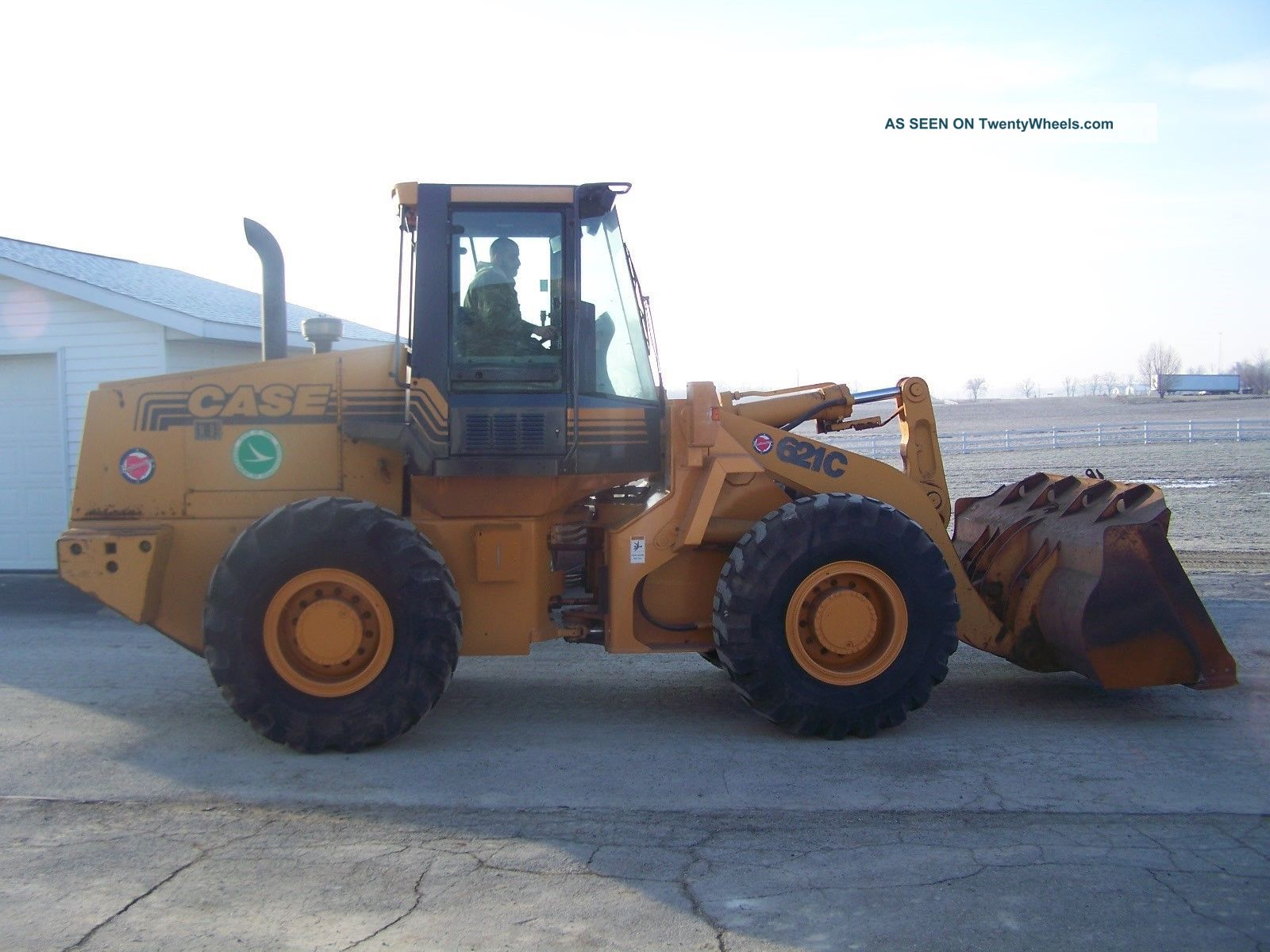 Case 621c Wheel Loader Wheel Loaders photo