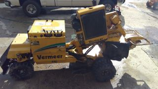 Stump Grinder - Vermeer 352 photo