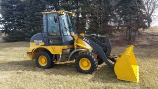 2007 John Deere 244j Wheel Loaders photo