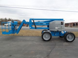 2006 Genie Z45/25j Boom Lift Manlift Man Lift Aerial Articulating Boomlift photo
