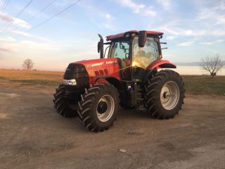 2016 Case Ih Puma 150 98hrs.  Financing Available photo