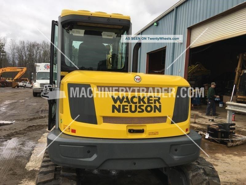 2016 Wacker Neuson Et90 Excavators photo