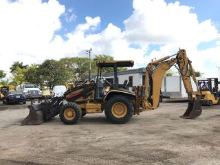 2004 Caterpillar 430d It Backhoe Loader photo