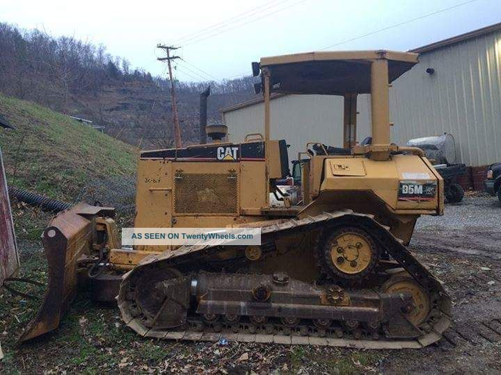 1998 Caterpillar D5m Xl Crawler Dozer Crawler Dozers & Loaders photo