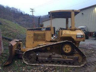 1998 Caterpillar D5m Xl Crawler Dozer photo